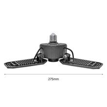 85-265 В переменного тока складной светильник E27 деформируемый светодиодный светильник для склада мастерской гаража форма вентилятора Промыш...(Китай)
