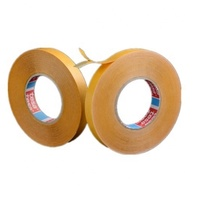 Tesa 4972 Double Side Transparent PET Film Tape For Splicing Of Thin Plastic Films