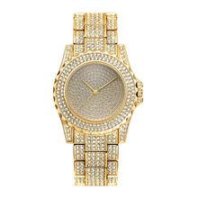 Для женщин Стразы часы Женское платье часы с бриллиантами Элитный бренд браслет наручные часы женские кварцевые часы Лидер продаж(Китай)