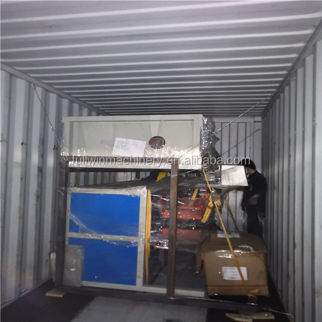100mm-600mm PVC  HDPE double wall corrugated pipe forming machine plastic corrugator pipe extrusion line