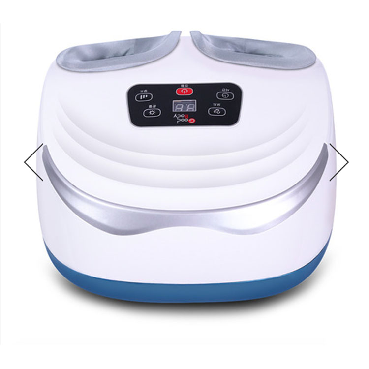 Practical Heating Kneading Vibration Foot Spa Massager With Warm Water