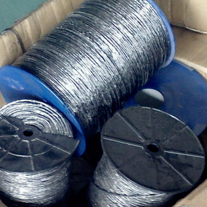 MESH JACKTED FLEX GRAPHITE YARN WITH INCONEL 600WIRE REINFORCED