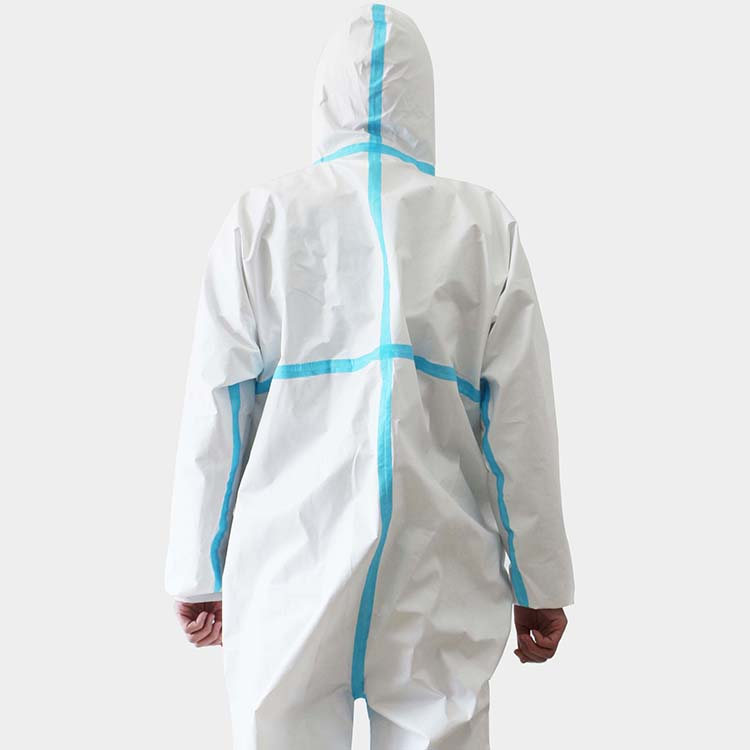 Medical Disposable Isolation Gown Non woven Gowns PPE