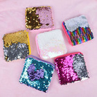 wholesale price women coin purse reversible sequins coin bags fashion shoulder bags cosmetic bags for ladies and girls