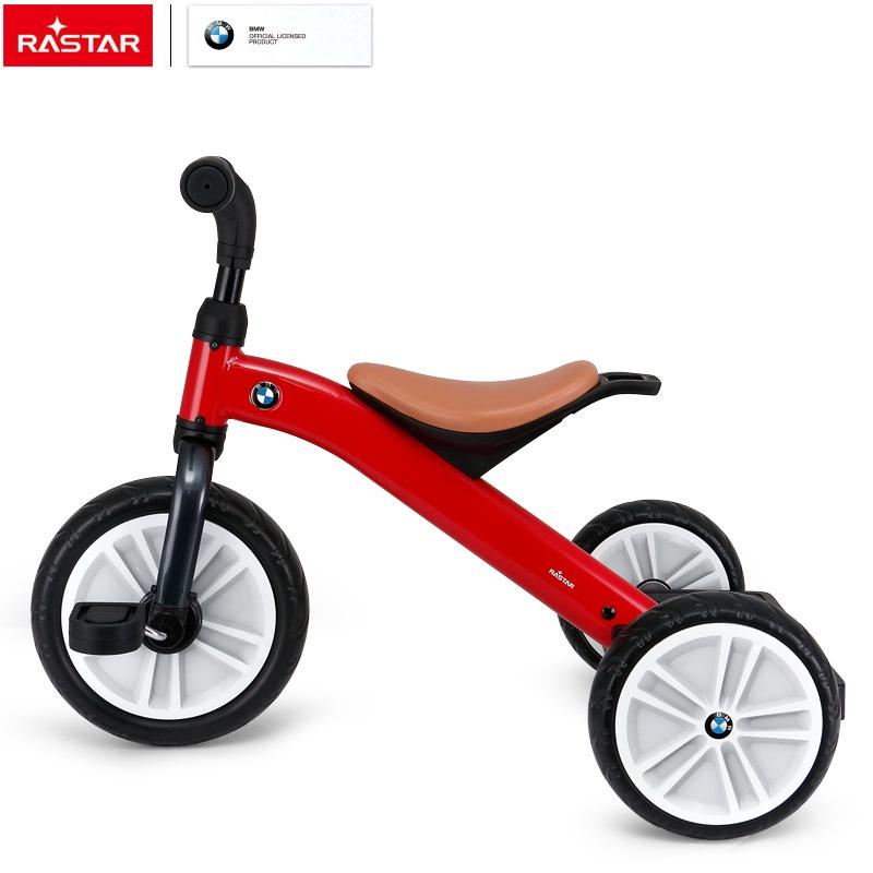 RASTAR बच्चों पर मैनुअल सवारी बाइक बीएमडब्ल्यू लाइसेंस रंगीन बच्चों tricycle