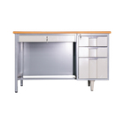Low Price Modern Stainless Steel Laptop Office Desk For Sale