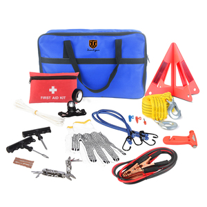 101pcs Safety Kit Customizable Logo Car Auto Roadside Emergency Kit
