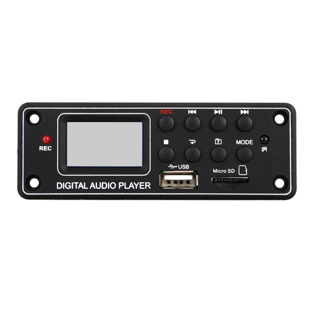 MP3 PLAYER MODULE WITH USB