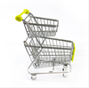 Portable foldable shopping cart trolley toy mini kids shopping cart