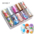BIN Sonw Transfer Sticker Nail Star Foil