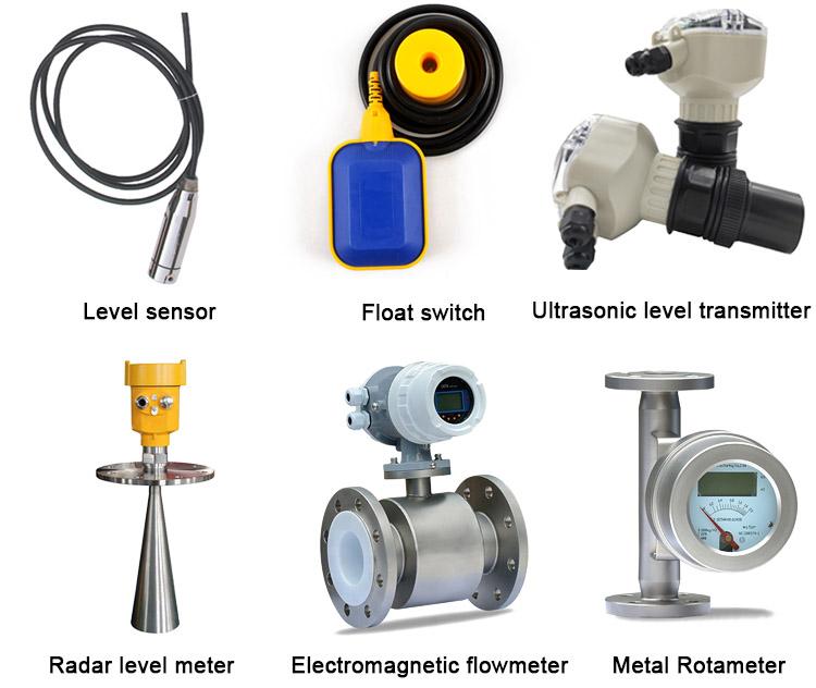 水タンクレベルメーターデジタル超音波水位センサー