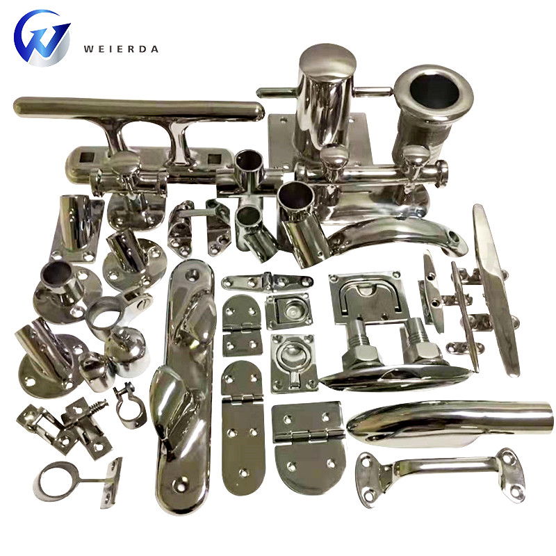 Amazon Hot Sale Stainless Steel Sailing Yacht Parts And Accessories For Marine