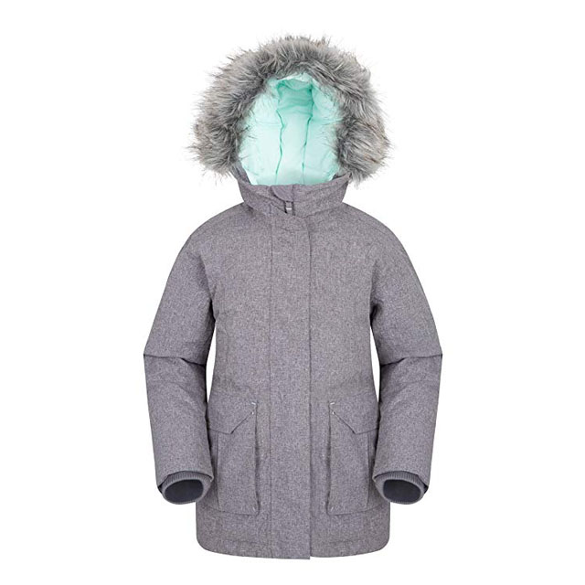 Mountain Warehouse Freeze Over Kids Down Padded Jacket