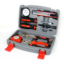 Multi-function repair combination family 9-piece gift kit set