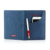Promotional gifts stationary fashion customizable pu leather a5 pocket notebook with pen holder