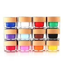 12 colores 8ml Gel brillo UV brillante uñas de Gel <span class=keywords><strong>polaco</strong></span> de larga duración empapa Gel de uñas manicura del arte
