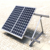 Anodized aluminum triangle solar panel frame profile aluminum solar structure solar energy mounting system