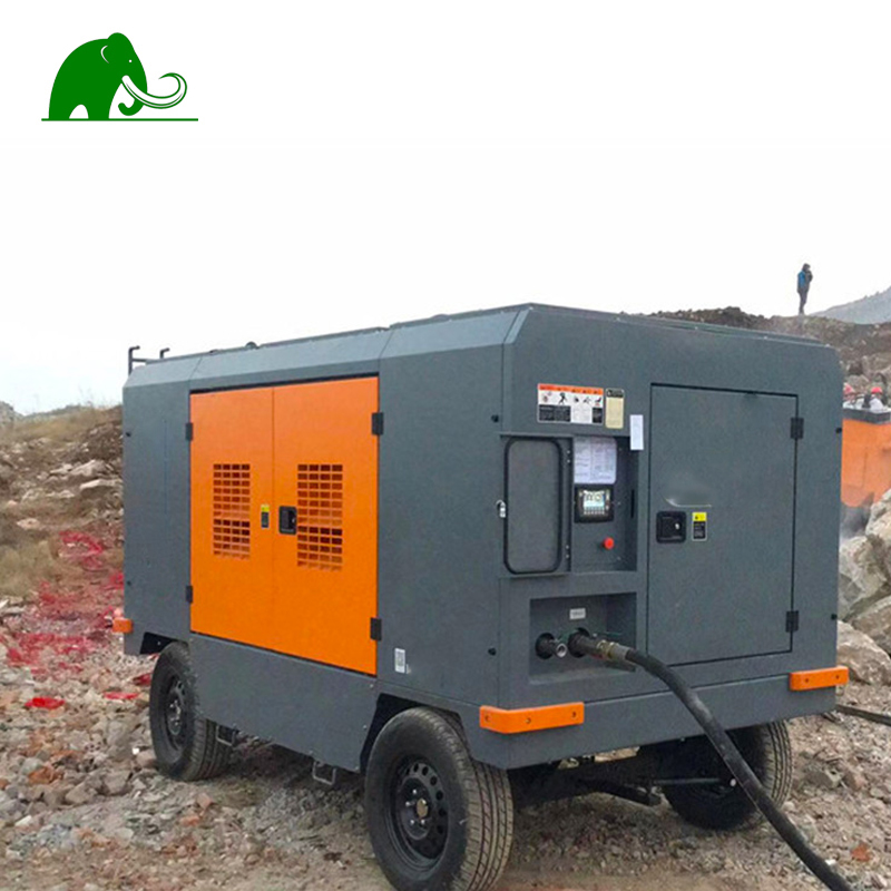 China Manufacturer Screw Compressor Type Industrial Price 7.5hp