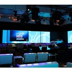 High Resolution Giant Advertising TV P3 Rental Indoor LED Display Screen