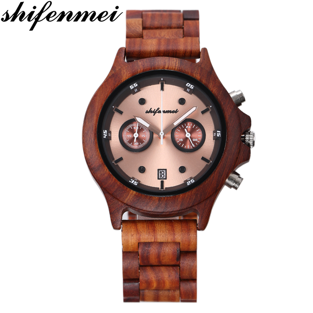 shifenmei minimalist custom logo mens luxury quartz watch top brand private label watches