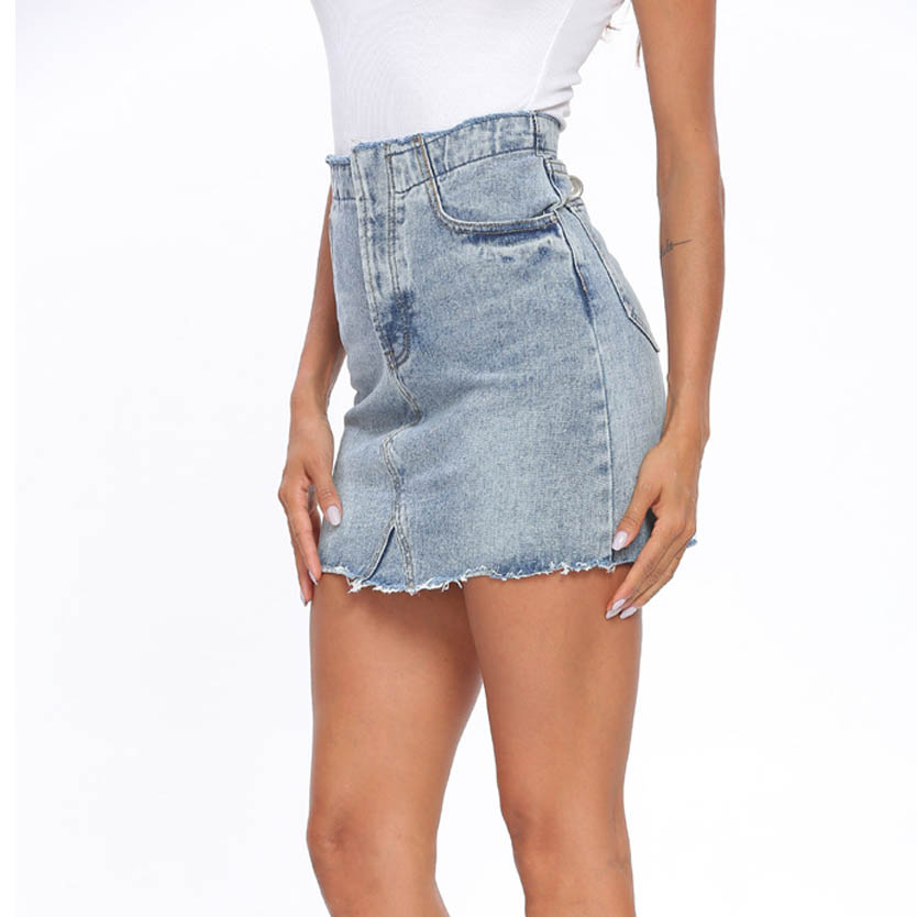 Women's denim shorts hot sexy mini skirt from  Oem  factory