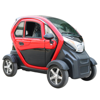 Mini Coche Electrico Solar Electric Tricycle Fat Tyre Chinese Mini Electric Car