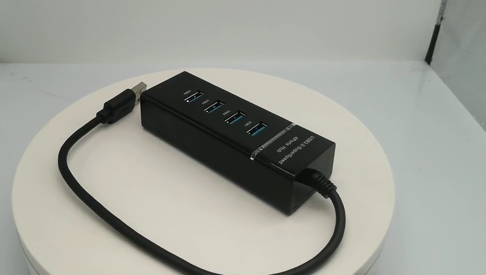 hot selling desk USB 3.0 4-port USB Hub 4 Port