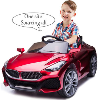 Ride On Car 2019 Best Sell Kids Electric Car / Toy Car For Big Kids / Battery Car For Kids With Remote Control LED Ride On Car