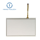Manufacturer 10.1 inch 4 wire resistive touch screen panel overlay kit for industrial device