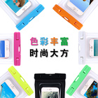 Cell Phone Accessories Universal Beach Waterproof Bag PVC Waterproof Phone Pouch Swimming Case Cover Customize