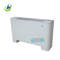 Vertical Exposed Chilled Water / hydronic Fan Coil Unit