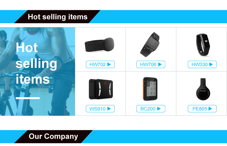 Valencell technology  gym group training bluetooth ANT+  armband heart rate monitor with SDK