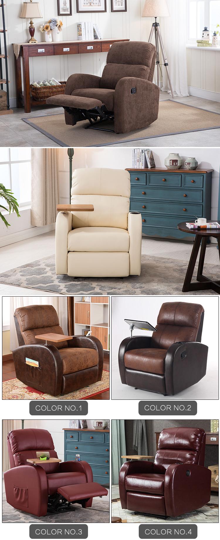 recliner sofa set modern
