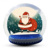 snow globe custom made/christmas musical snow globe/snow globes wholesale
