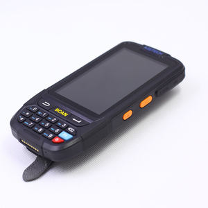 Handheld android PDA 4G mobile NFC RFID barcode scanner terminal reader NF4001