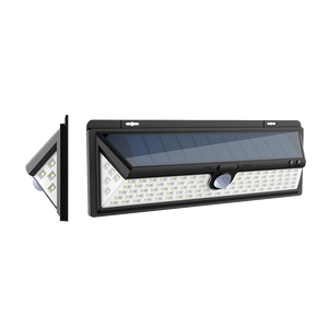 Led Wall Light Motion Sensor Outdoor Powered Solar Lighting System