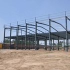 [ Cost Warehouse ] Low Cost Steel Structure Prefabricated Prefab Warehouse