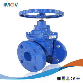 PN10 16 DN100 4 inch Manual cast iron water gate valve price