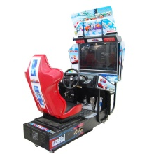 <span class=keywords><strong>Simulator</strong></span> Racing Car Game 2 Spelers Hd 1/3 In 1 Arcade Games Ontlopen Arcade Machine Voor Verkoop