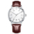 High end  quality luxury men 10ATM waterproof  TOP genuine  leather  strap  sapphire glass watch