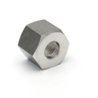 316 hydraulic manufacturer Meric hex nuts for tube fittings