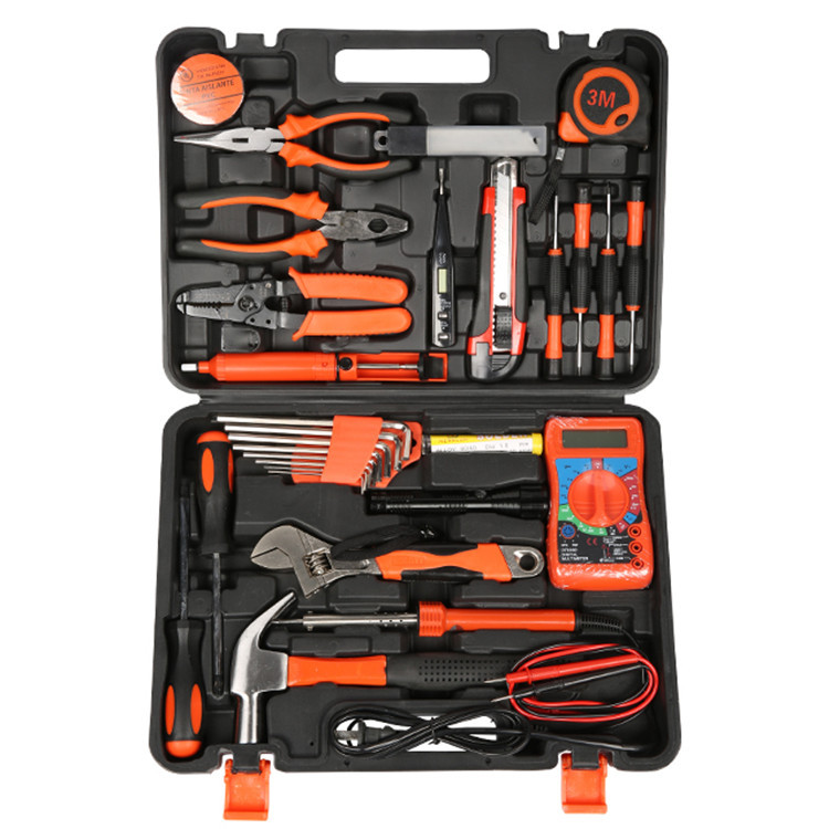 <strong>Hand</strong> <strong>Tool</strong> 22PCS QL Multi Functional Professional <strong>Electric</strong> Cordless Impact Drill Set <strong>Tool</strong> Kit