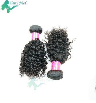 cheap Brazilian short afro kinky curly weave drop shipping
