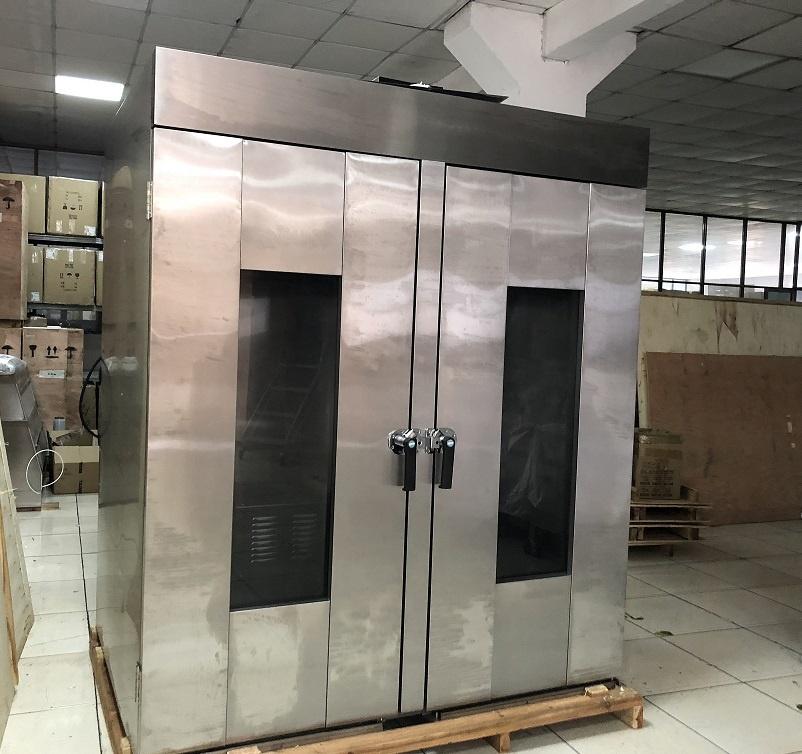 Bakkerij Brood Bakken Machine Deeg Fermentatie Kamer