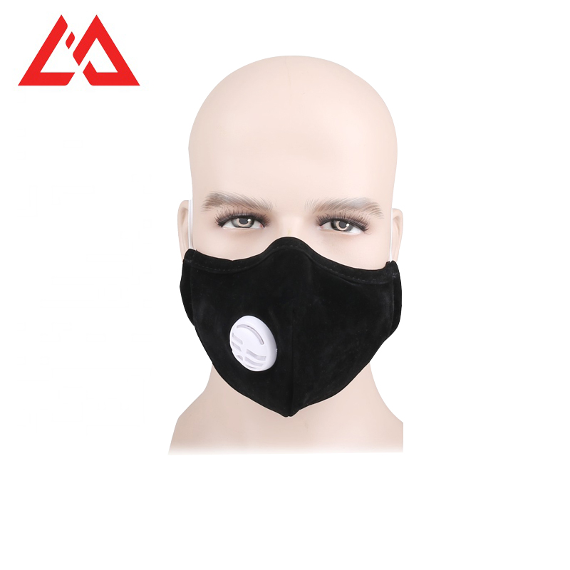 masque a gaz bacterie
