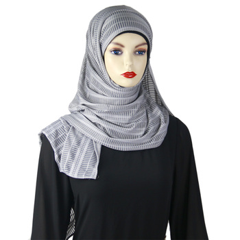 wholesale hijabs USA best quality hijabbers best choice prayer preuim cotton jersey scarves hijab shawl