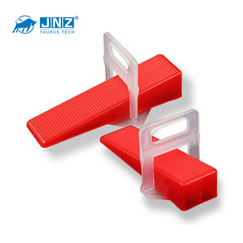 JNZ factory free sample tile spacer leveling system flooring accessories