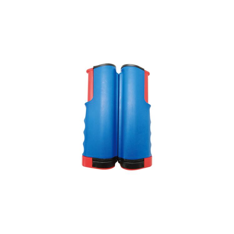 Высокое качество портативный пластиковый выдвижной настольный Теннисный пост и сетка для пинг-понга