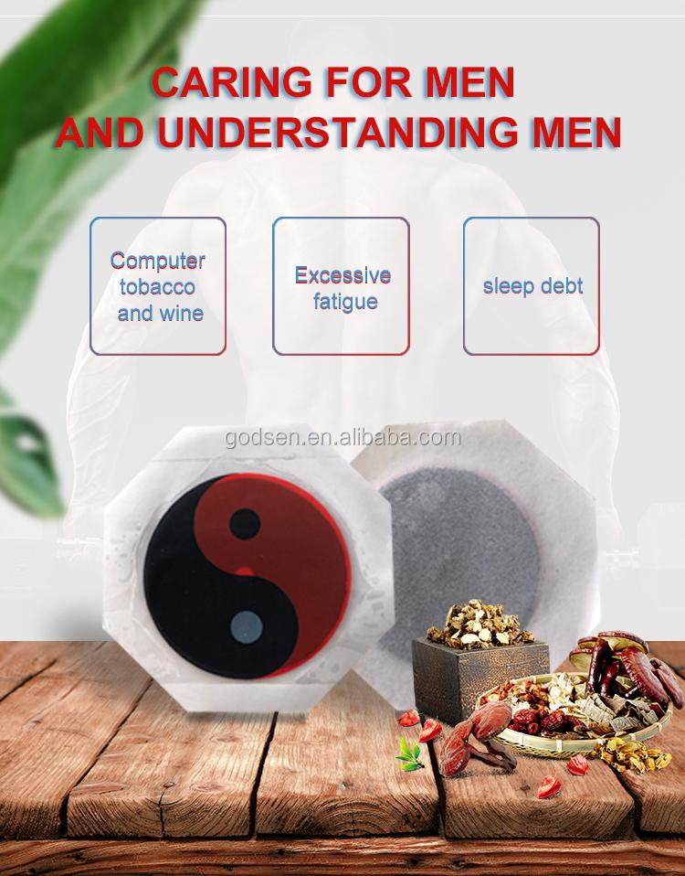 Hohe Qualität Prostata Patch Von Penis Erweiterung Produkt