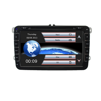 ZYCGOTEC 8 inch 2 din Radio Multimedia Player For VW/Volkswagen/Golf/Polo/Passat/b7/b6/SEAT/leon/Skoda Android 10 Car DVD GPS